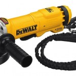 Review: The DeWalt 4.5″ Small Angle Paddle Switch Angle Grinder