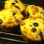 Recipe: Almost (Carb, Sugar, Fat) Free Blueberry Muffins