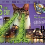 "Full Tilt Brewing Announces Its ""Hops the Cat – IPA"" Beer Release"