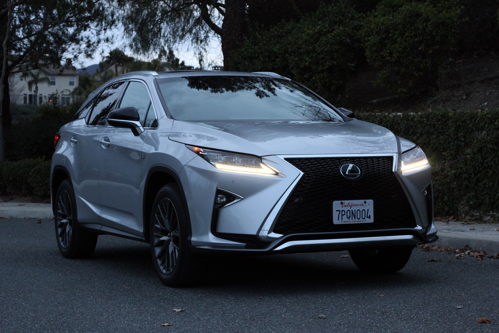 2016 lexus rx 350 f sport review tmr zoo. Black Bedroom Furniture Sets. Home Design Ideas