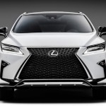 2016 Lexus RX 350 F Sport Review