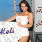 Rick's Cabaret NYC Holds a Roof Deck Party for Mets Fans (PICS)