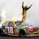 NASCAR: Defending Champ Kyle Busch Continues His Domination