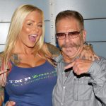 Britney Shannon, Ronnie Mund, Rick's and Vivid Cabaret Girls Pose For Us (PICS)