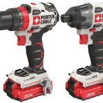 Review: Porter-Cable Drill/Driver and Impact Driver Kits