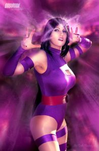 Cara Nicole aka AZ Powergirl 2