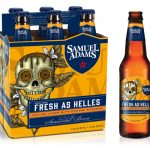 Suds With Securb: Sam Adam's Beer's Fresh as Helles is a Crowd Pleaser