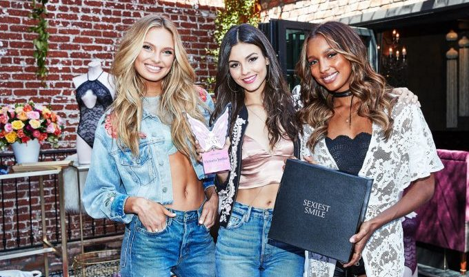Victoria's Secret Reveals The 2017 What Is Sexy? List (PRNewsfoto/Victoria's Secret)