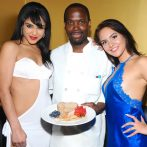 Chef Franklin Edwards, Apple Pie Dessert Special