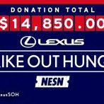 Lexus-Strikeout-Hunger
