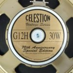 Guitar Gear Review: Celestion G12H Anniversary 30W Speaker