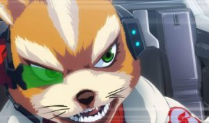 Star Fox Racing