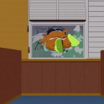 snooki escaping on south park