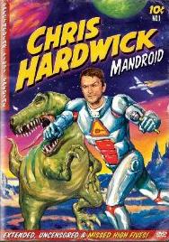 chris hardwick mandroid DVD cover