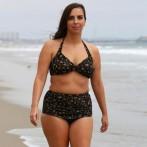 sydney leathers bikini pic 1